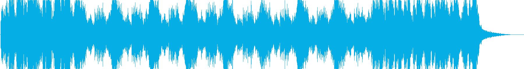「○○チャレンジ」などのバトル系サウンドの再生済みの波形