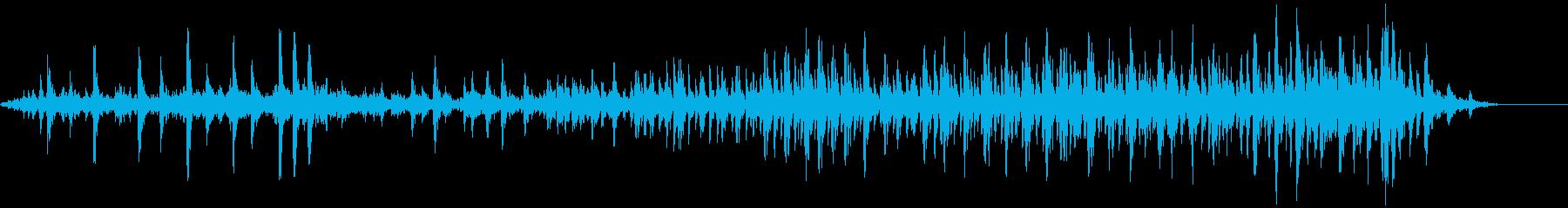 フラメンコミュージック-ナイトクラブ5の再生済みの波形
