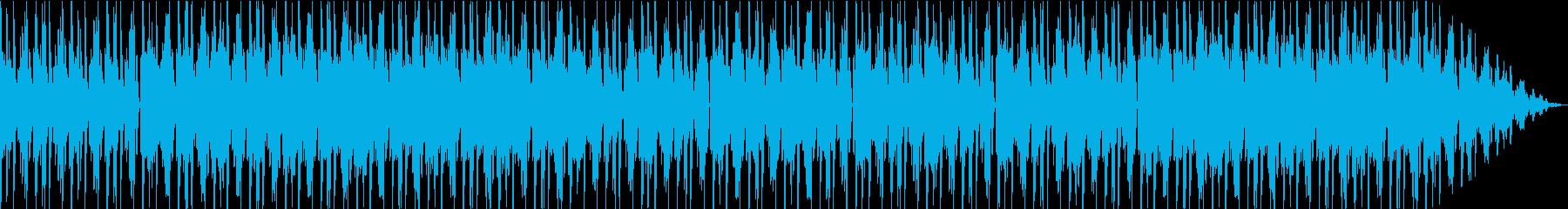 小刻みスタイリッシュ空間の再生済みの波形