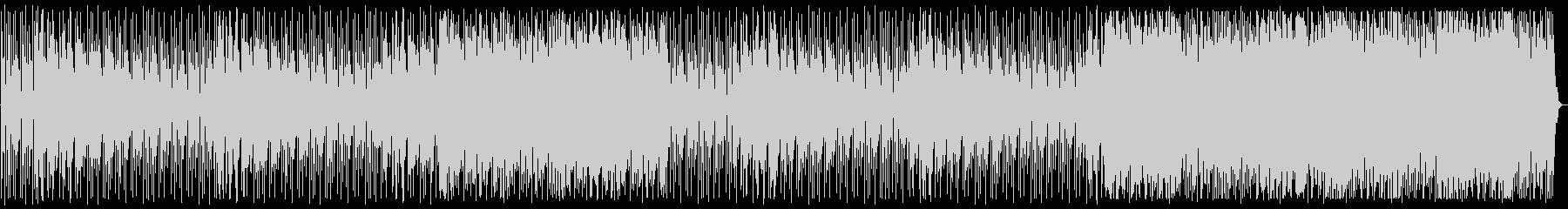 軽快な4つ打ちハウス_No583_1の未再生の波形