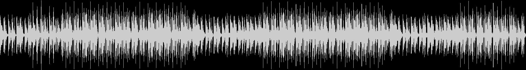 クール・お洒落・ギター・ピアノ・BGMの未再生の波形