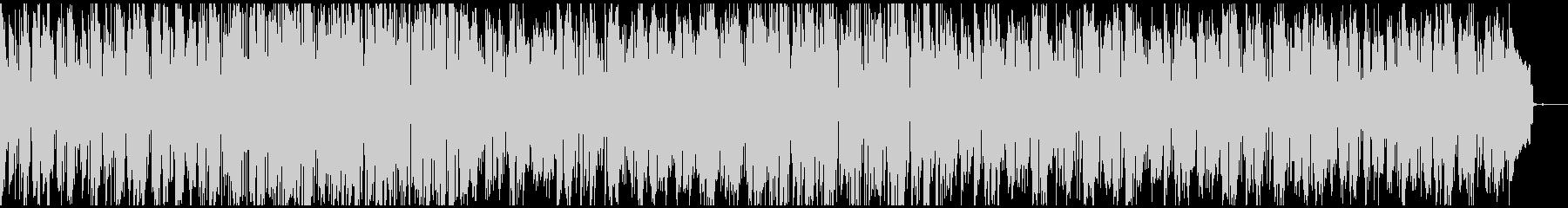 オシャレなピアノのスムースジャズの未再生の波形