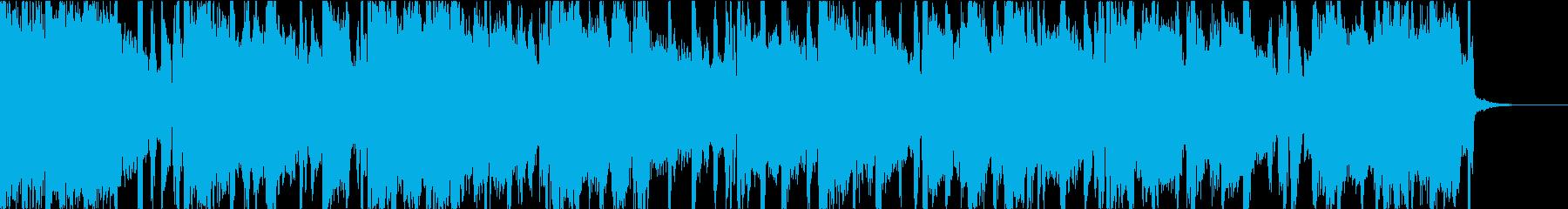 夢の国・アーバン・お洒落・エモジングルの再生済みの波形