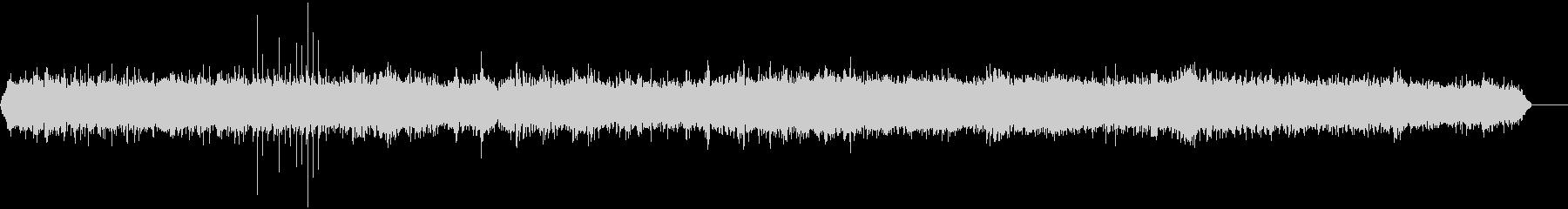マドリードラジオスキャンの未再生の波形