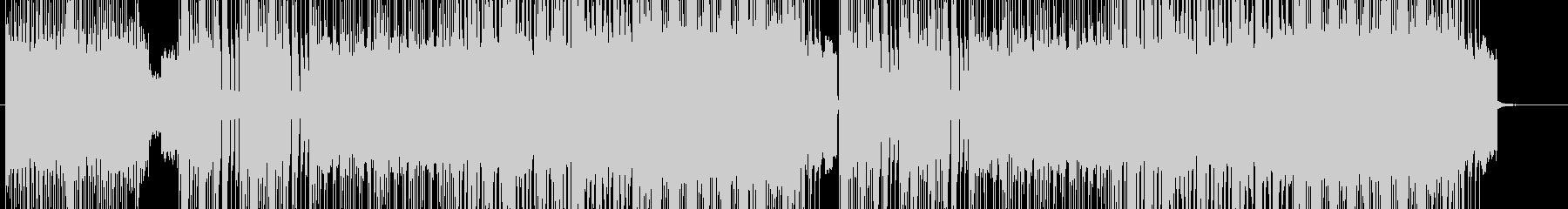 「HR/HM」「DARK」BGM54の未再生の波形