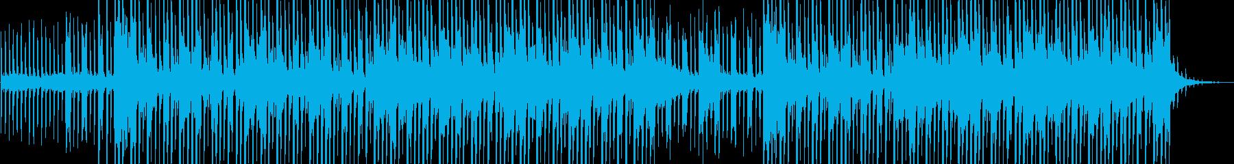 Hip-hop ゆっくり 魅惑 淡...の再生済みの波形
