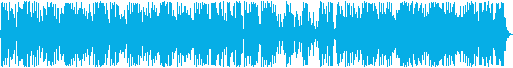 シネマティック アクション 感情的...の再生済みの波形