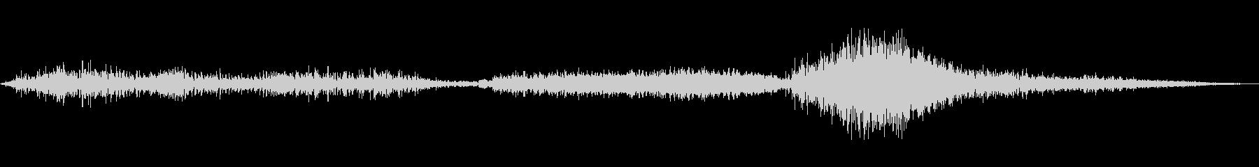 SKULLASOROUS:鳴き声と...の未再生の波形