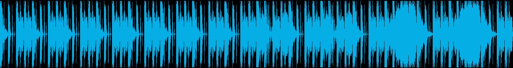 【ミステリアス】不気味ロング3の再生済みの波形