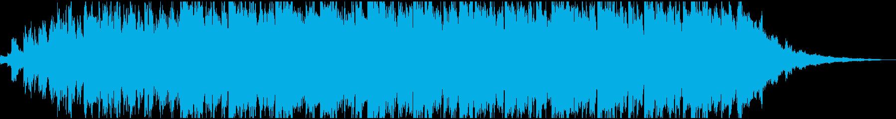 CM用短めアンビエントその2の再生済みの波形