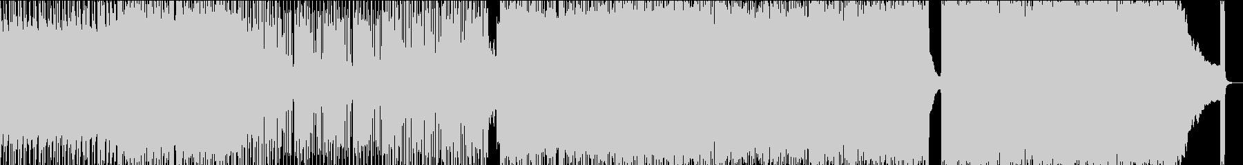 パンク ワイルド スタイリッシュ ...の未再生の波形