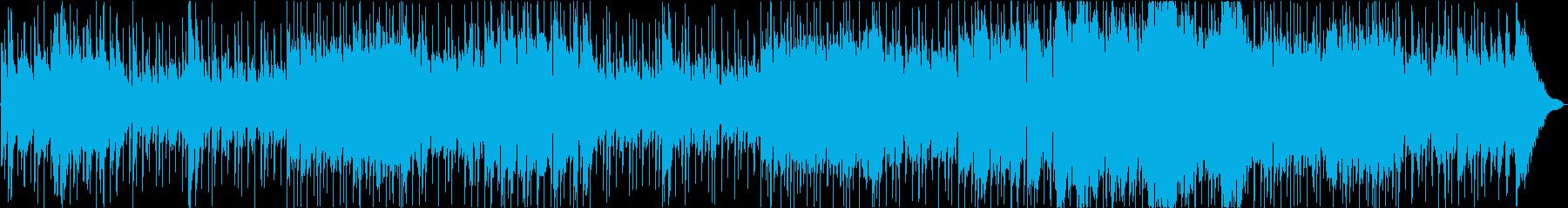 スローカントリーロック&バラードの再生済みの波形