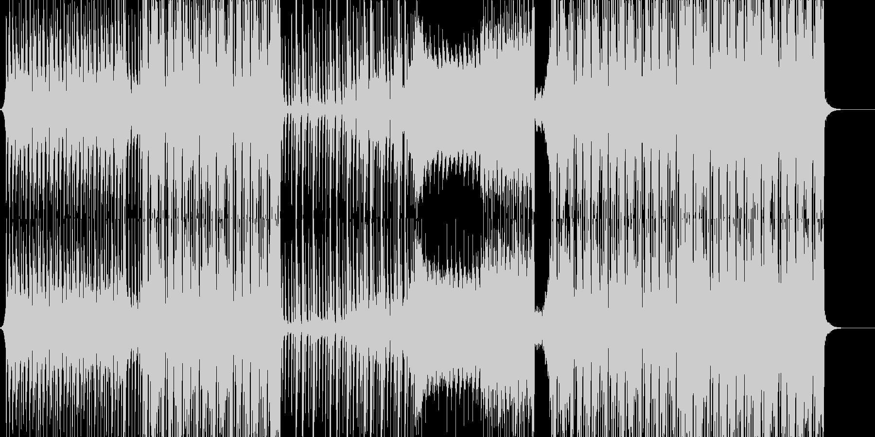 エモいEDM/FutureBass/洋楽の未再生の波形