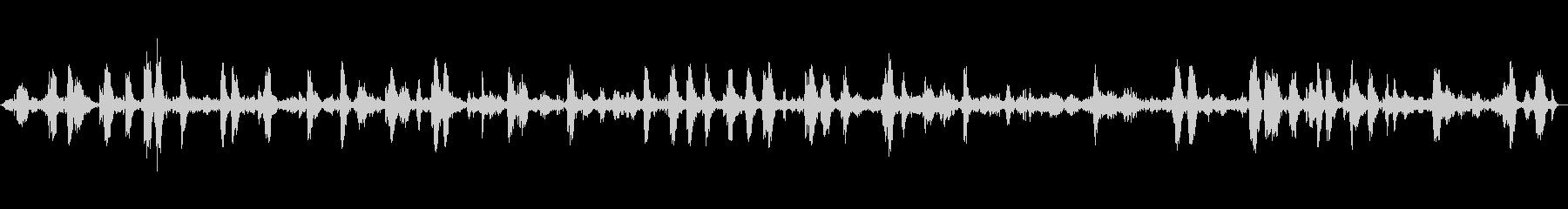 シンセは脈動音を生成しました。プロ...の未再生の波形