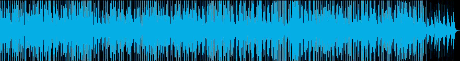 感動シーン・ドキュメンタリー向けの再生済みの波形