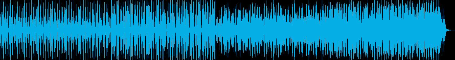 シンプルでメロディーのあるポジティ...の再生済みの波形