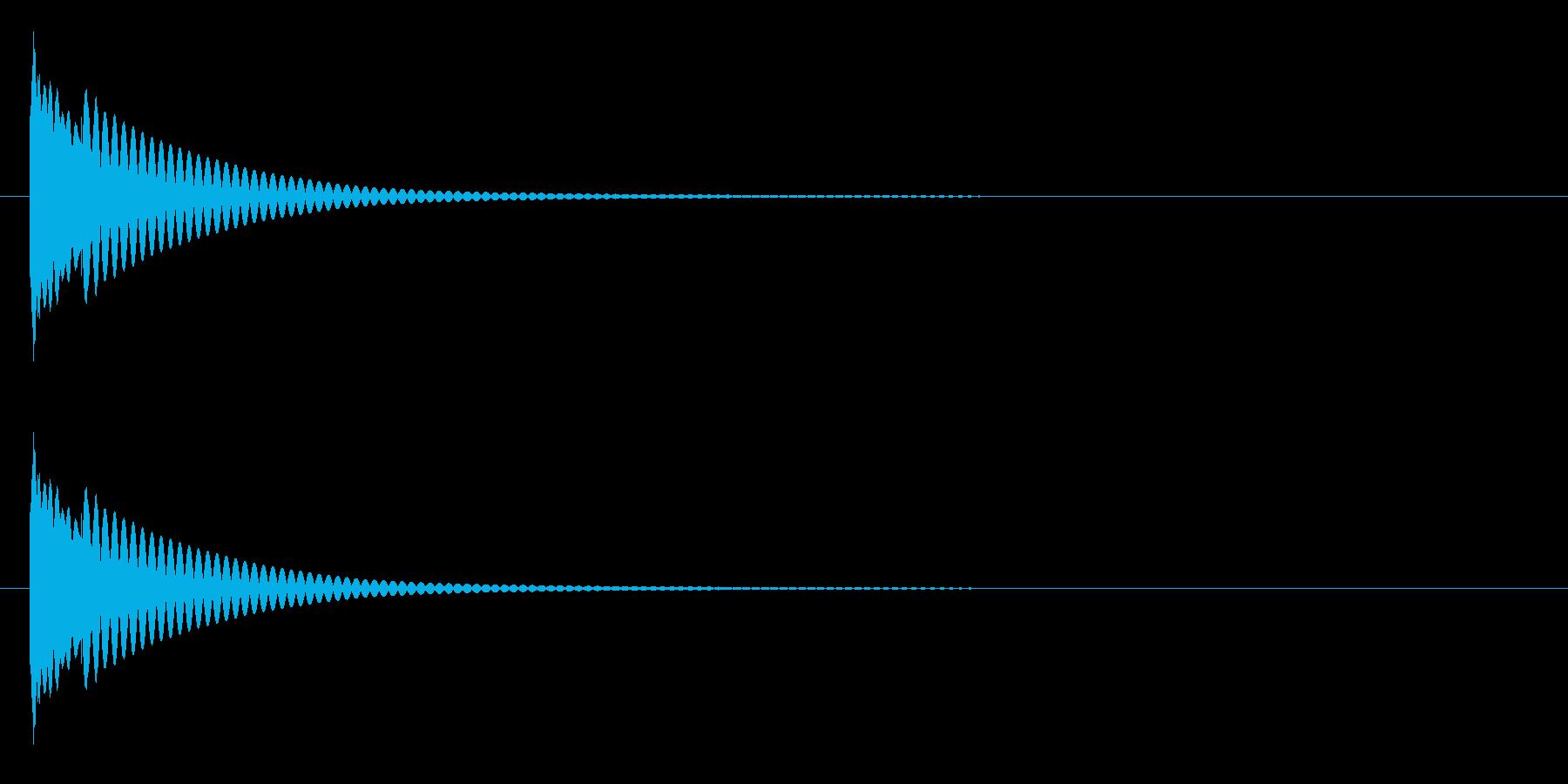 りん・持鈴「チリーン」#1の再生済みの波形