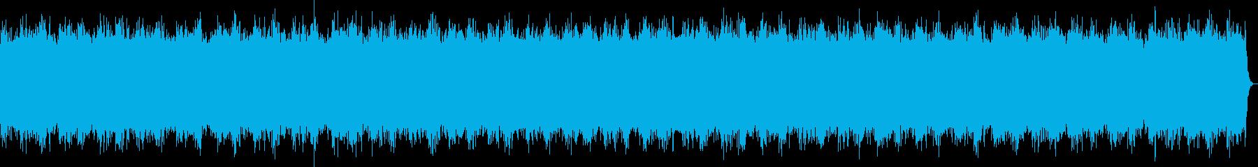 ヨガ・スピリチュアル・ヒーリングの再生済みの波形