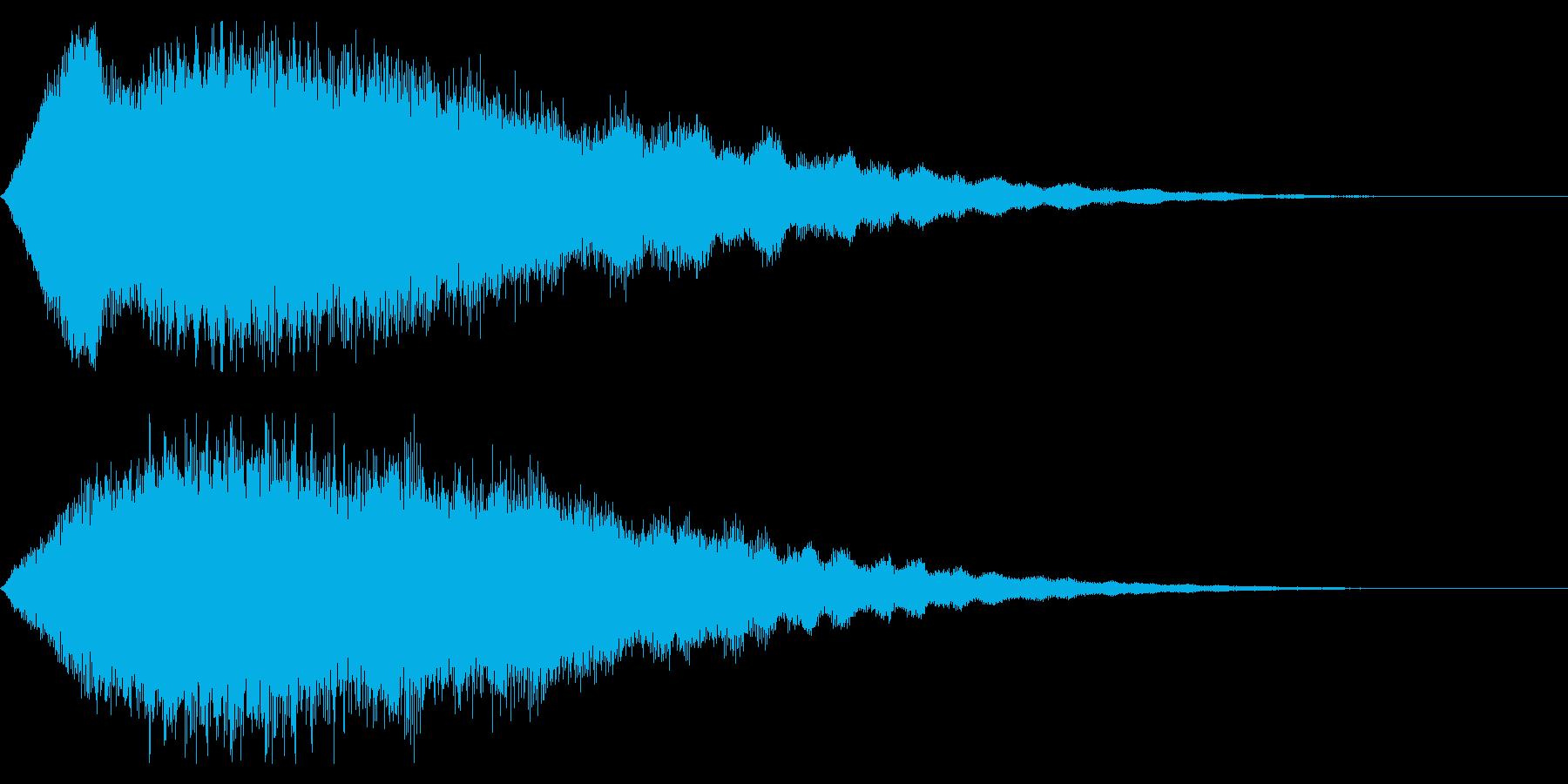 Dark_Attack-47の再生済みの波形
