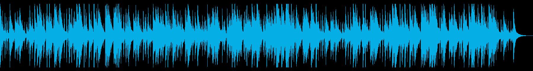お洒落なジャズピアノトリオ20 バラードの再生済みの波形