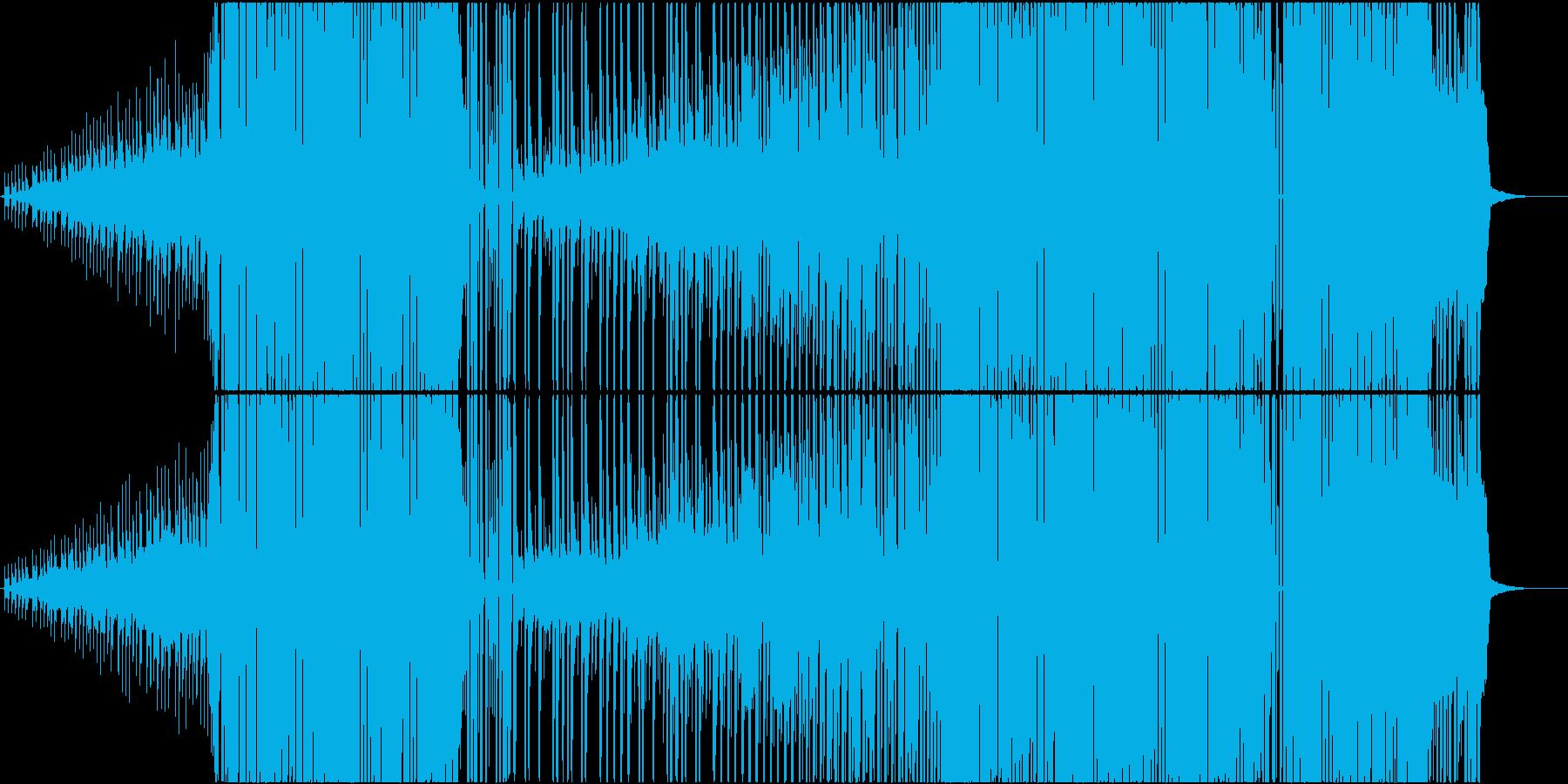 ノリノリボーカルチョップ入dubstepの再生済みの波形