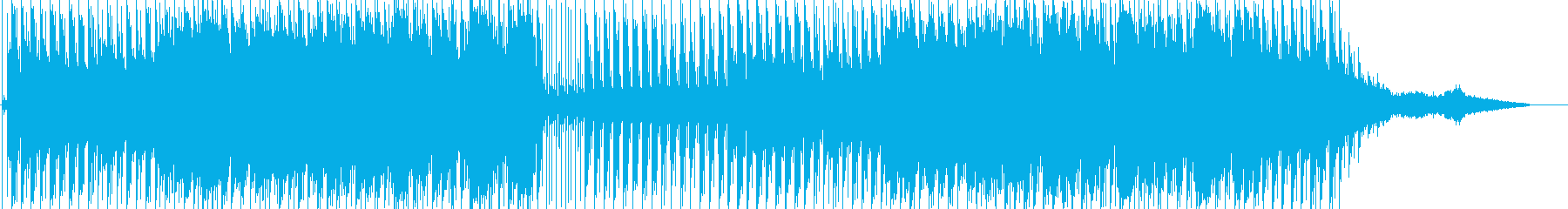 anの再生済みの波形