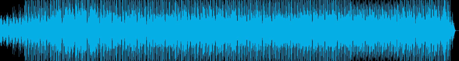 アンニュイなピアノとサックスが心地よいの再生済みの波形