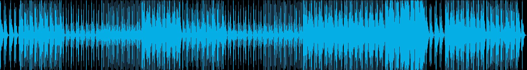 シティポップ/R&B_No460_1の再生済みの波形