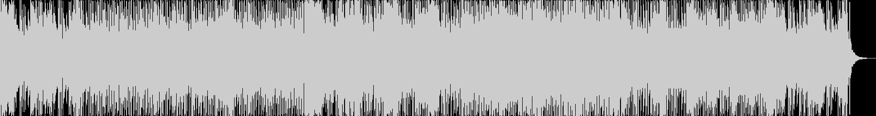 和風ゲーム音楽・BGMの未再生の波形