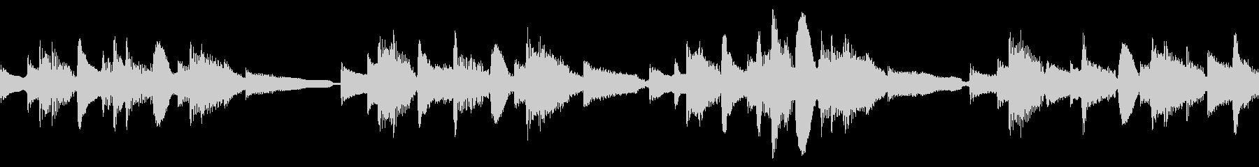 アコギ56/ファンタジー、20秒ループの未再生の波形
