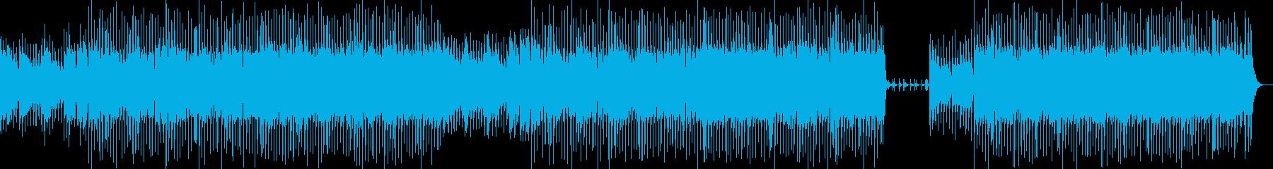 ポップ 。レム。の再生済みの波形