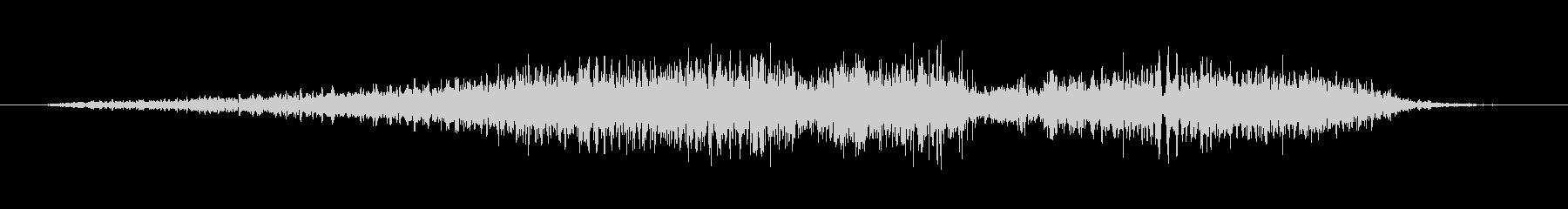 悪魔 ダークボイスリバーストラップ01の未再生の波形