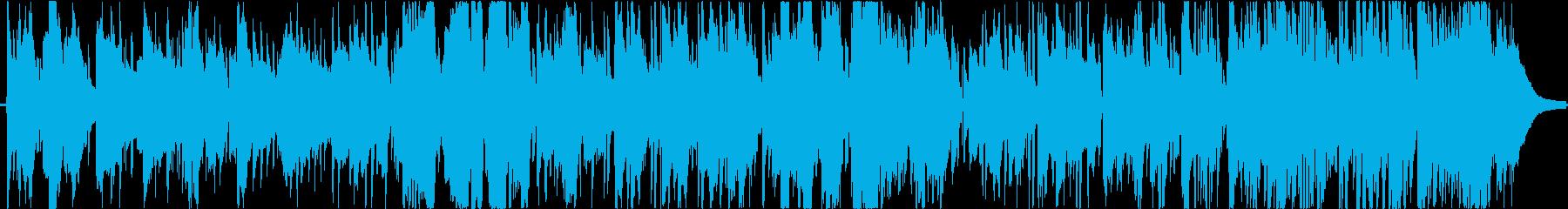 スローカントリーとフォックス。の再生済みの波形