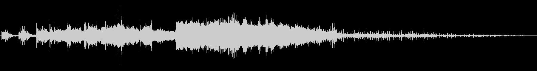 ファンタジーオーケストラの未再生の波形