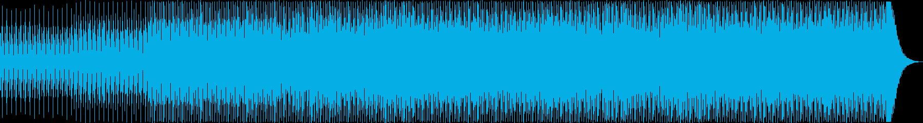 エレクトロニック アクション 技術...の再生済みの波形