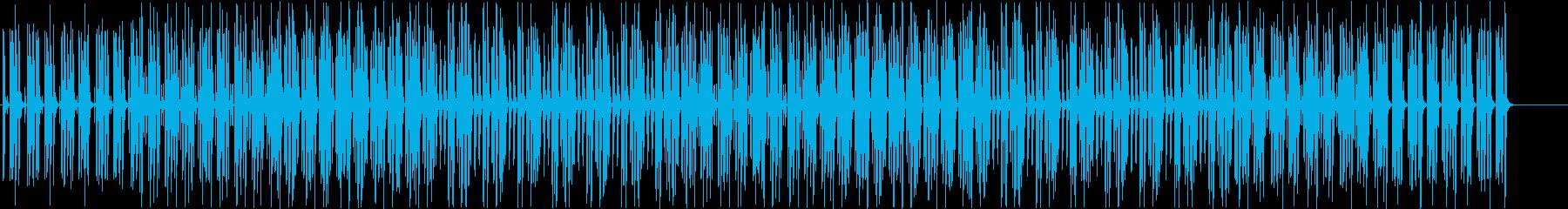 可愛い-軽快-ハウスポップ-BGM-番組の再生済みの波形