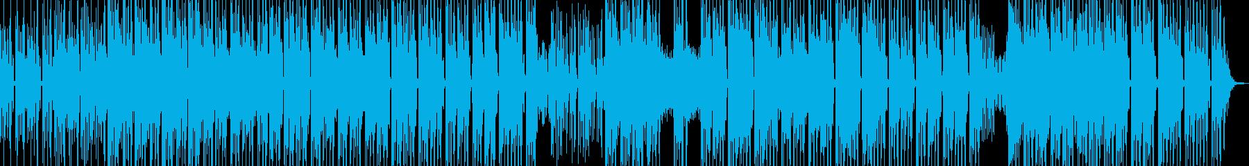 エジプト・エスニックR&Bポップ L+の再生済みの波形