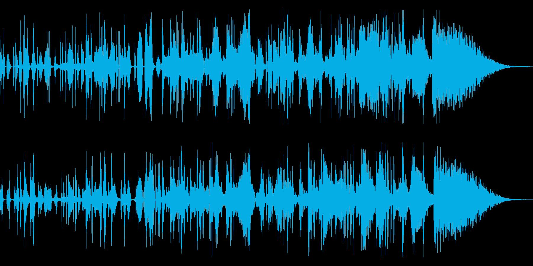 BATTLE:BLASTER BA...の再生済みの波形