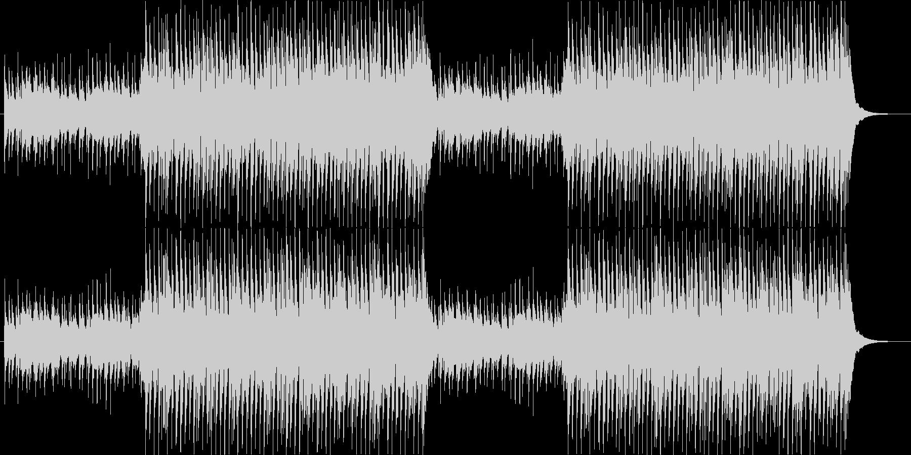【生演奏】軽快で楽しいかわいいウクレレの未再生の波形