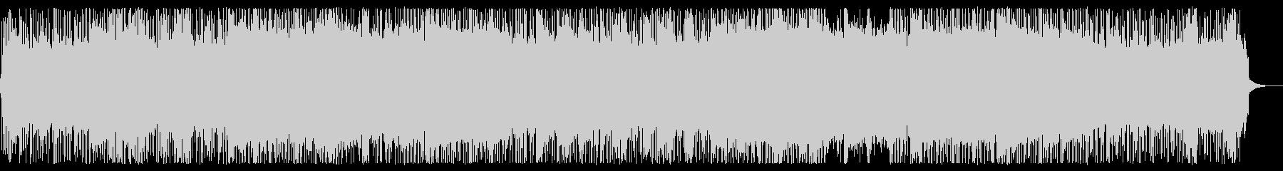 疾走感溢れるリフがエモいLAメタルメロ有の未再生の波形
