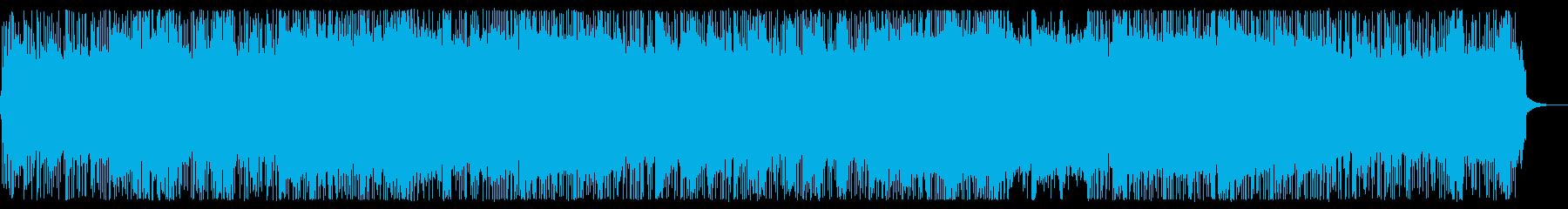 疾走感溢れるリフがエモいLAメタルメロ有の再生済みの波形
