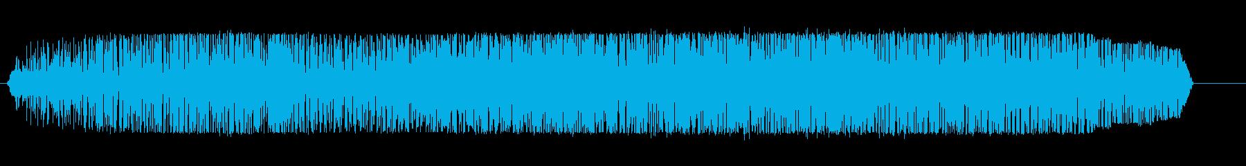 ドラッグスター;アイドル、2台のア...の再生済みの波形