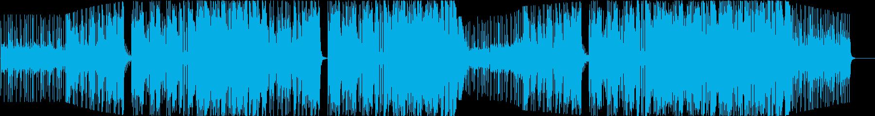 EDM系マシュメロ風スタイリッシュな曲6の再生済みの波形