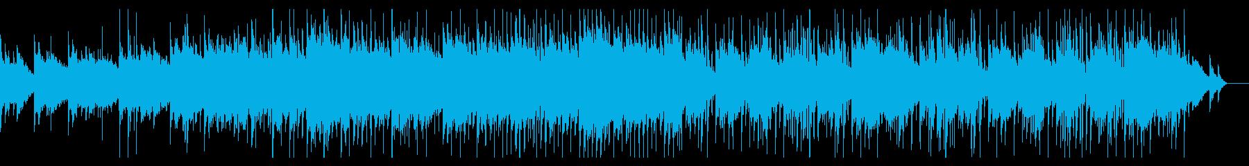 陰鬱なギターアンビエントの再生済みの波形