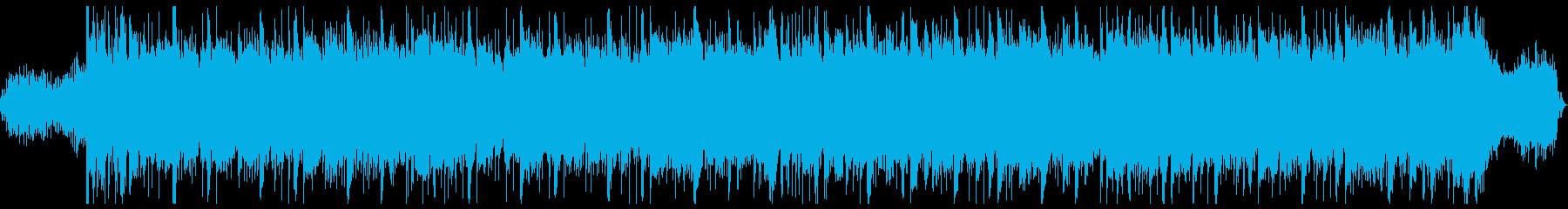 実験的 ロック ポストロック 実験...の再生済みの波形