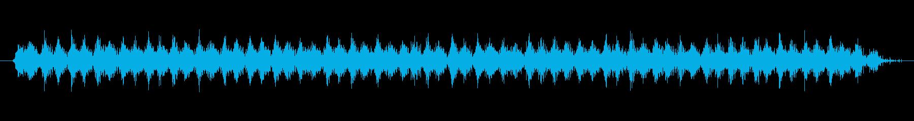 シェーカー ウッドラフラトルスロー...の再生済みの波形