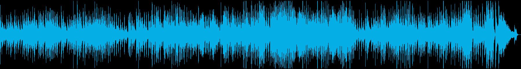 ゆったりとしたソロピアノブルース。...の再生済みの波形
