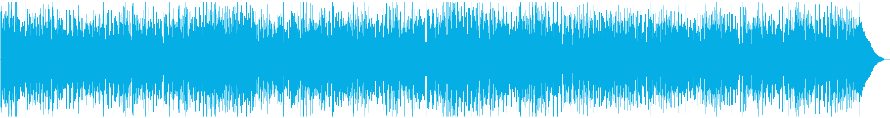 ニューオリンズブギ、ロックンロールの再生済みの波形
