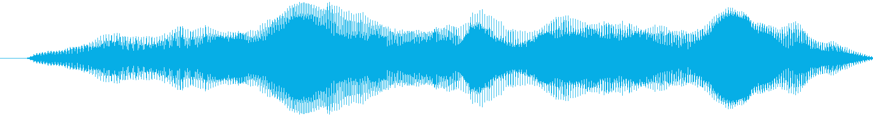 グラビティチューブ(上昇、長め)ミョーンの再生済みの波形