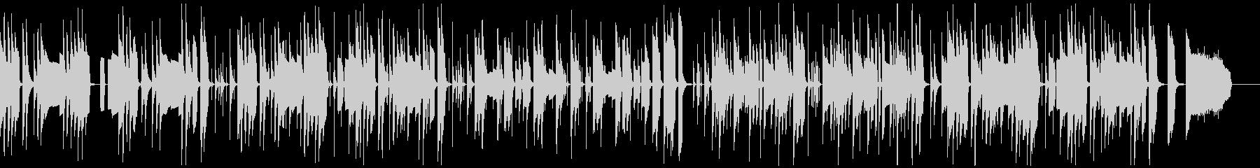 ほのぼのマリンバ_ピアニカの未再生の波形
